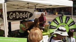 SD Entrepreneur Day 2013 Go Daddy Crew