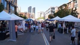 SD Entrepreneur Day 2013 street shot