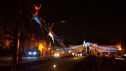 Balboa Park at Night