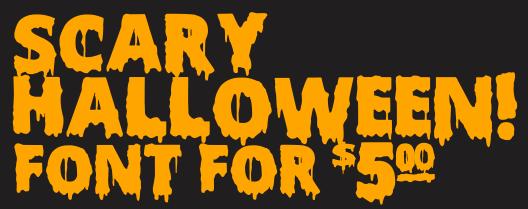 Halloween Font Download