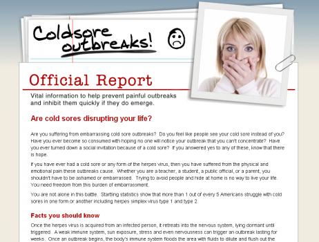 coldsoreoutbreaks